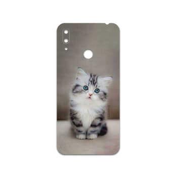 برچسب پوششی ماهوت مدل Cat-2 مناسب برای گوشی موبایل هوآوی Y7 Prime 2019