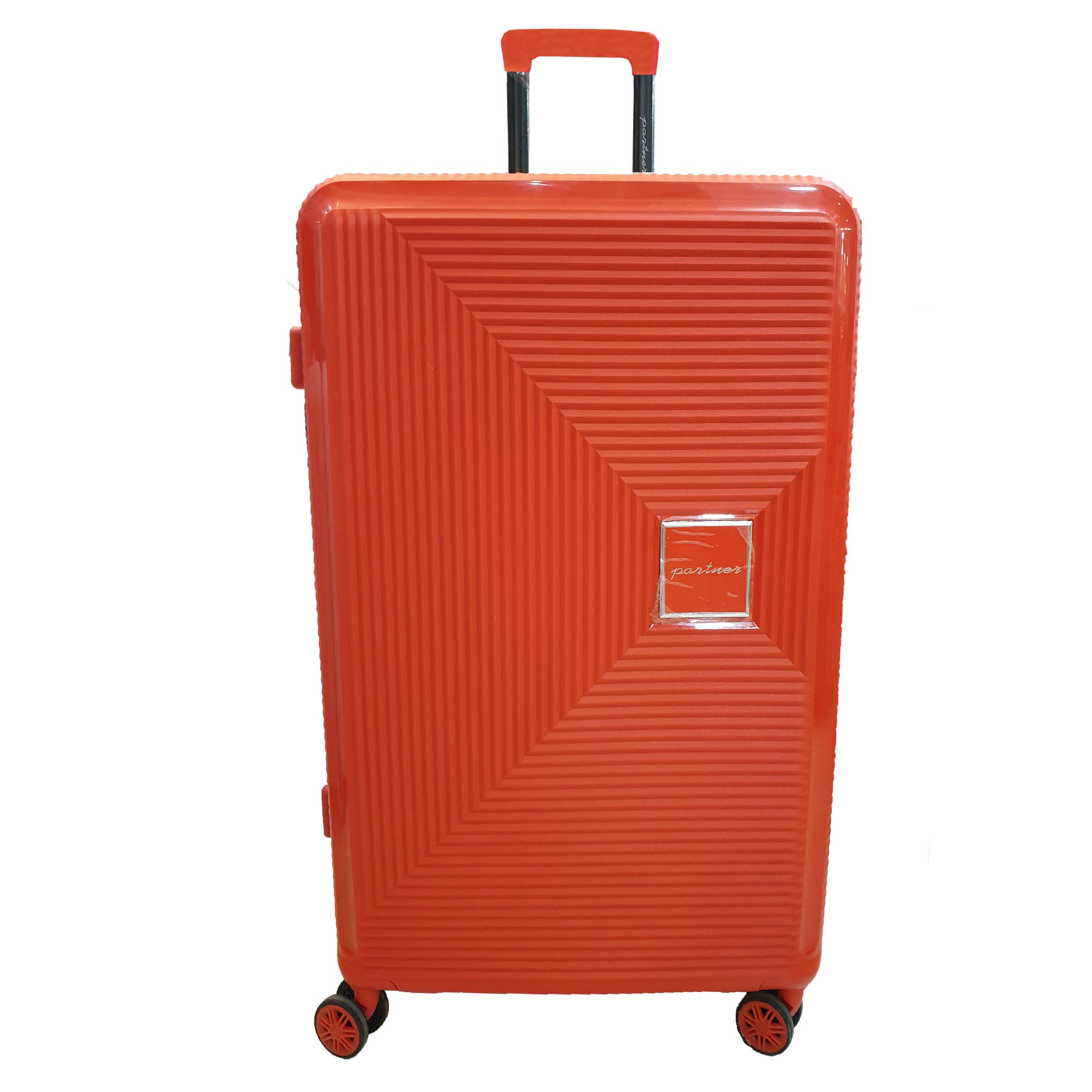 خرید                                      چمدان پارتنر کد B004 سایز بزرگ