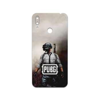 برچسب پوششی ماهوت مدل PUBG-Game مناسب برای گوشی موبایل هوآوی Y7 Prime 2019