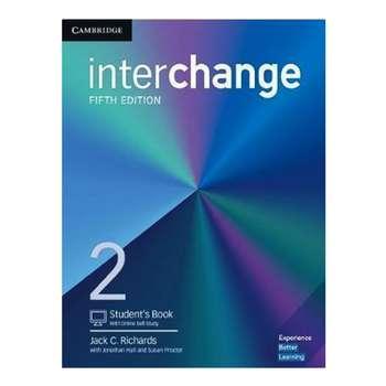 کتاب Interchange 2 اثر جمعی از نویسندگان انتشارات Cambridge