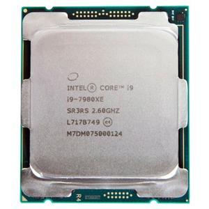 پردازنده مرکزی اینتل سری Skylake-X مدل Core i9-7980XE