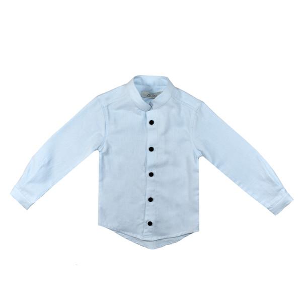 پیراهن آستین بلند پسرانه نیروان کد 10101 -3