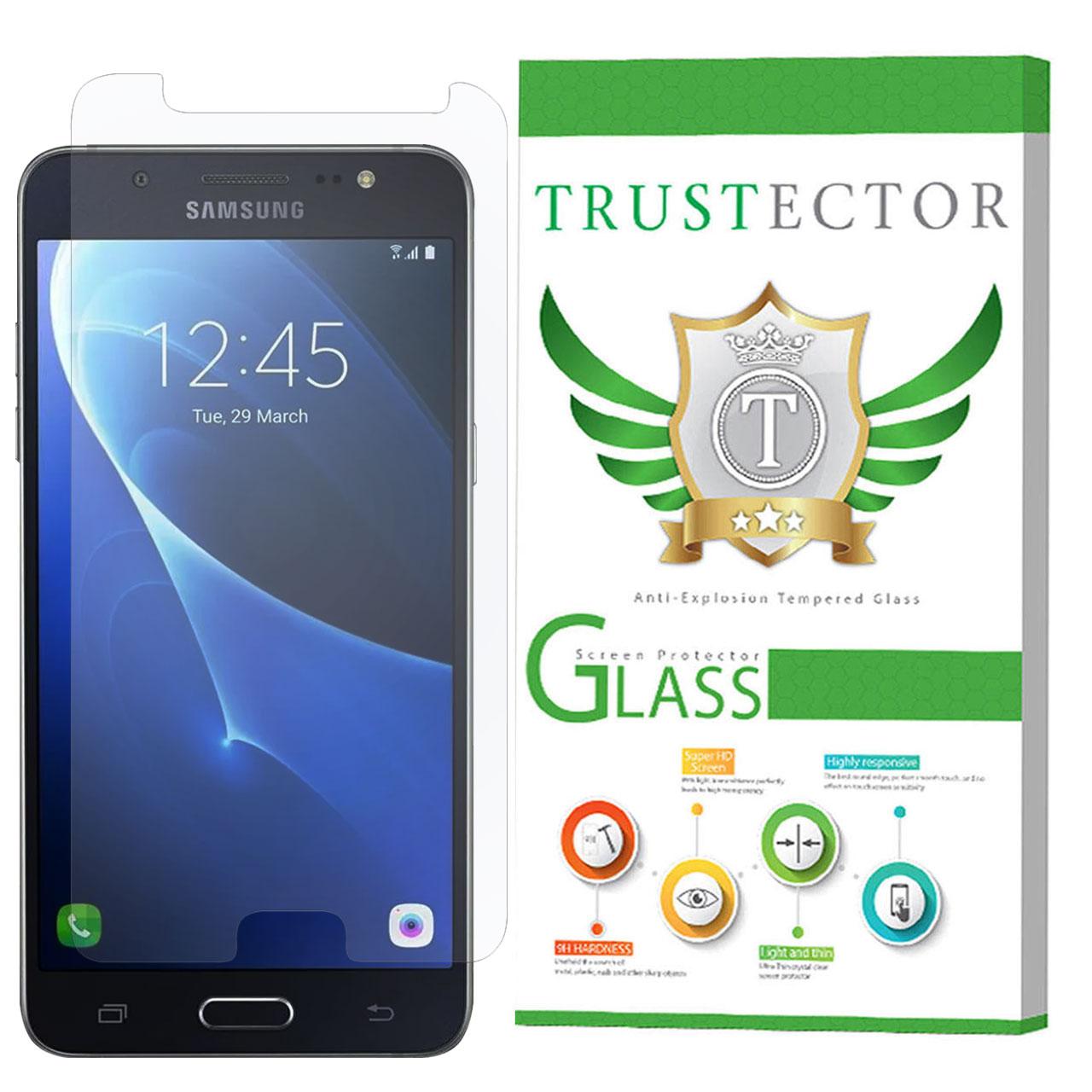 محافظ صفحه نمایش تراستکتور مدل GLS مناسب برای گوشی موبایل سامسونگ Galaxy J7 2016               ( قیمت و خرید)
