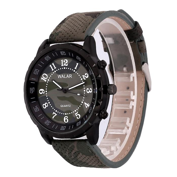 ساعت مچی عقربه ای مردانه والار مدل WR 2110 - SB-ME