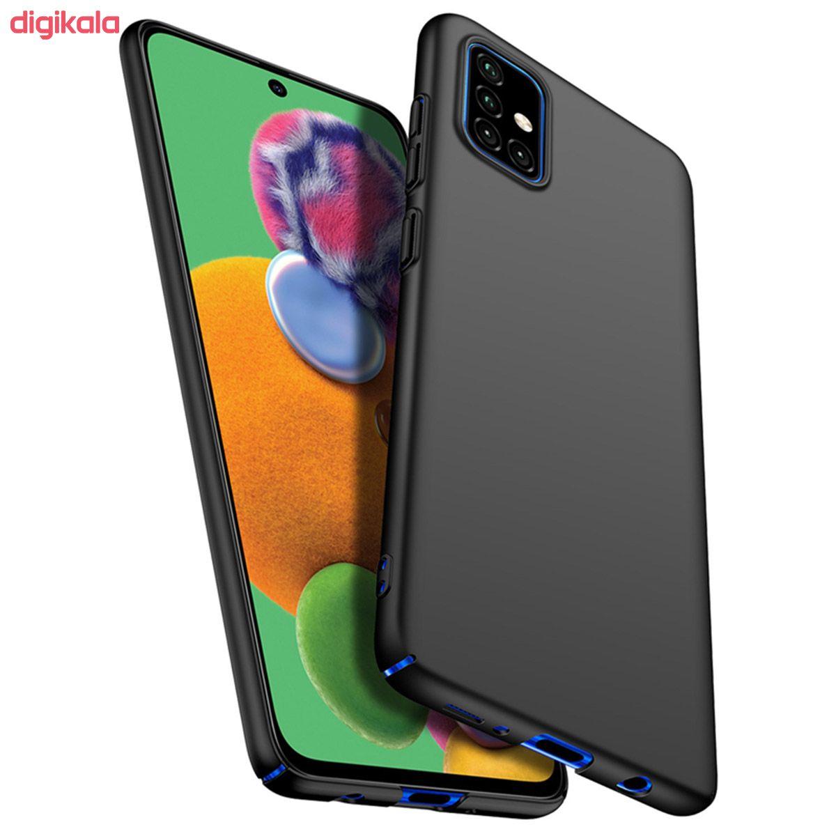کاور سامورایی مدل HC-1 مناسب برای گوشی موبایل سامسونگ Galaxy A71