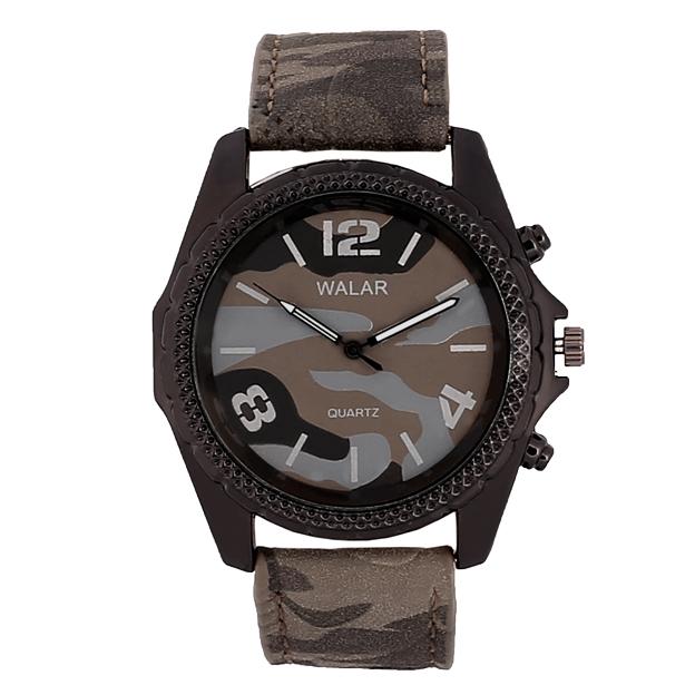قیمت                      ساعت مچی عقربه ای مردانه والار مدل WR 2108 - GHA-ME
