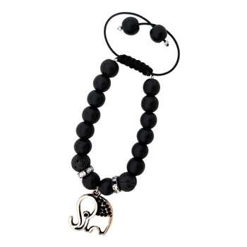 دستبند زنانه طرح فیل کد 032