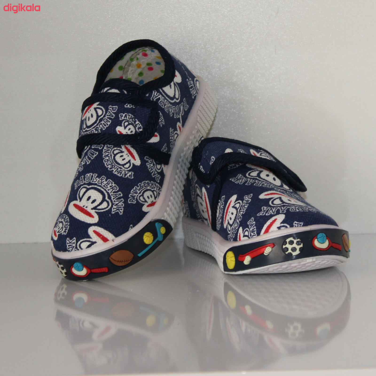 کفش راحتی بچه گانه کد mb01
