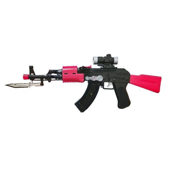 نفنگ اسباب بازی طرح کلاشیکف کدAMT 3500-1