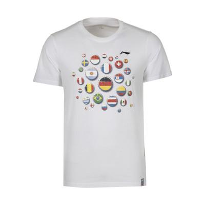 تصویر تی شرت ورزشی مردانه لینینگ مدل AHSN199-1