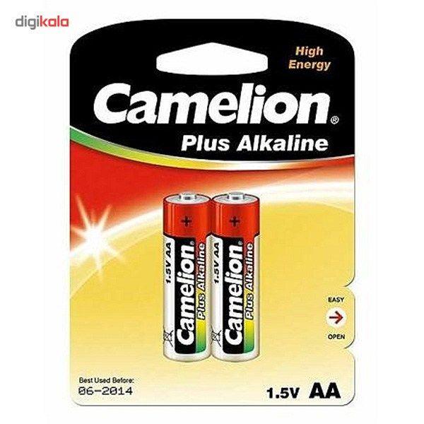 باتری قلمی کملیون مدل Plus Alkaline بسته 2 عددی main 1 1