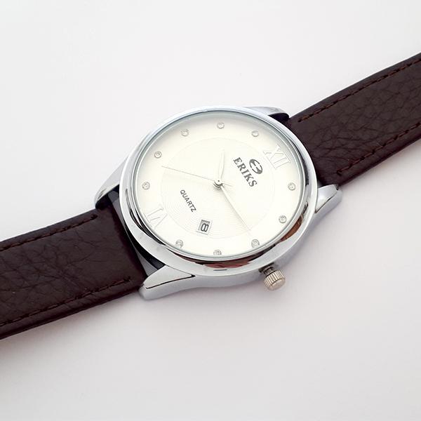 کد تخفیف                                       ست ساعت مچی عقربه ای زنانه و مردانه اریکس مدل 8070G