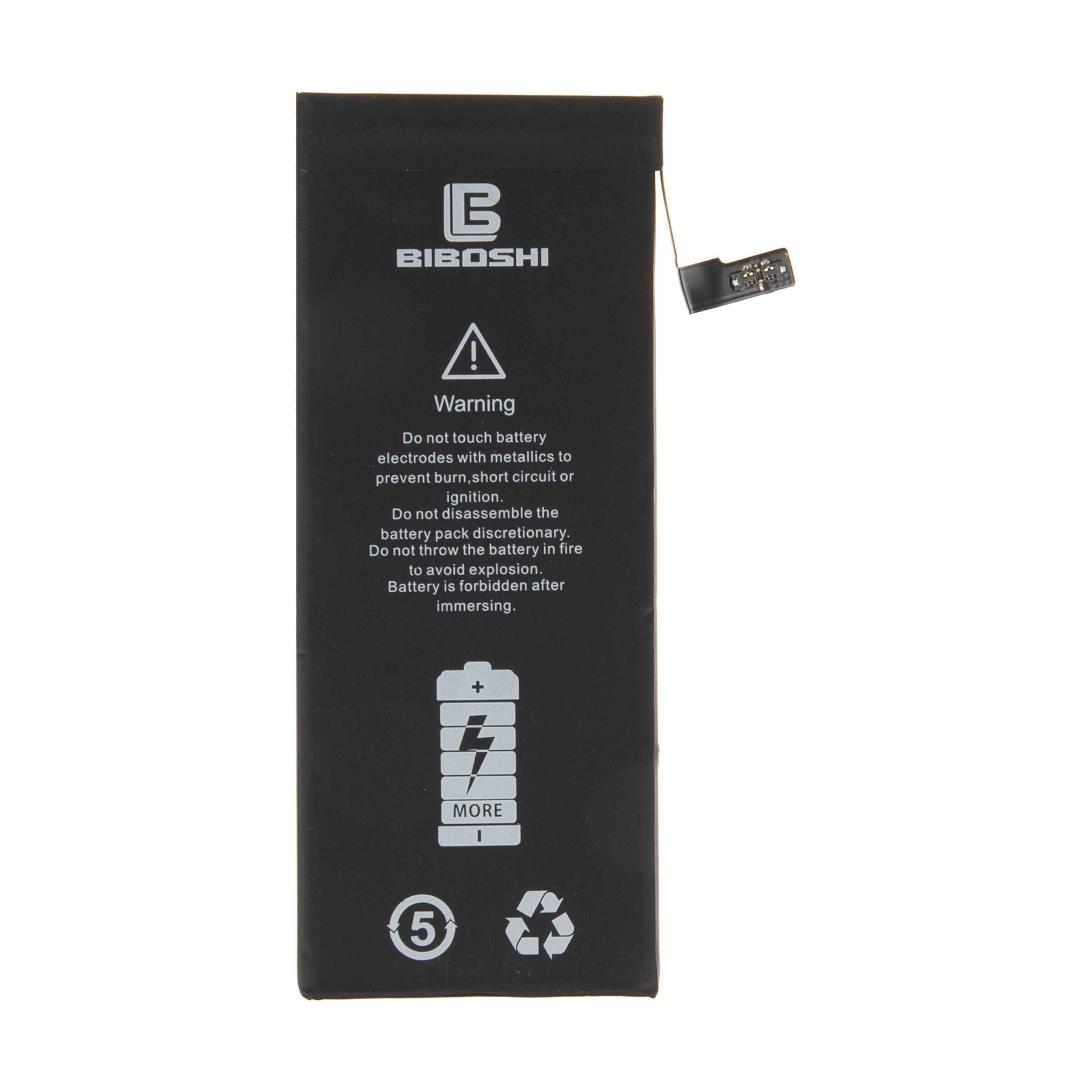 باتری موبایل بیبوشی مدل IP6S ظرفیت 1715 میلی آمپر ساعت مناسب برای گوشی موبایل اپل IPhone 6S