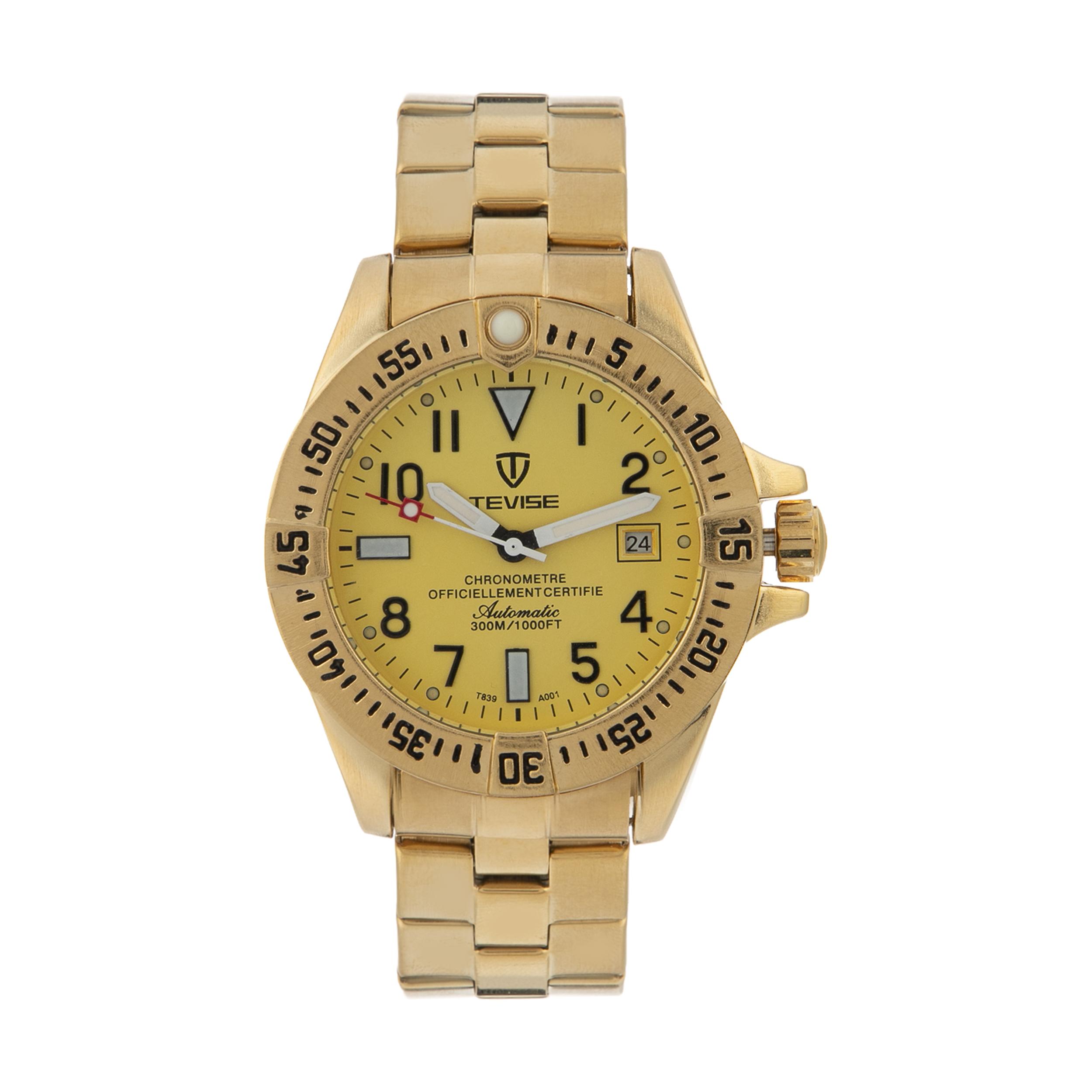 کد تخفیف                                      ساعت مچی عقربه ای مردانه تویس مدل T80 کد 2