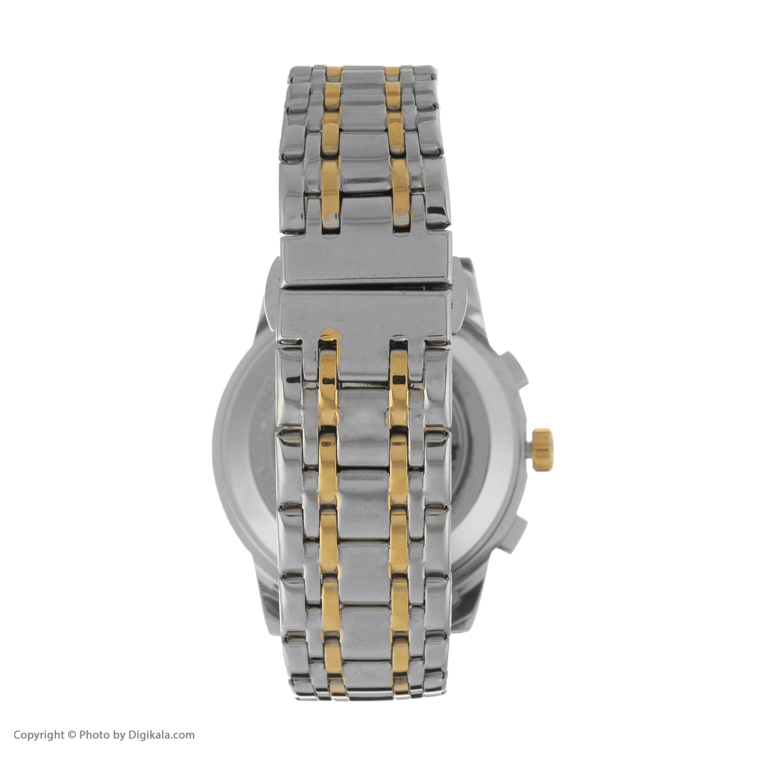 کد تخفیف                                      ساعت مچی عقربه ای مردانه تویس مدل t900 کد 2