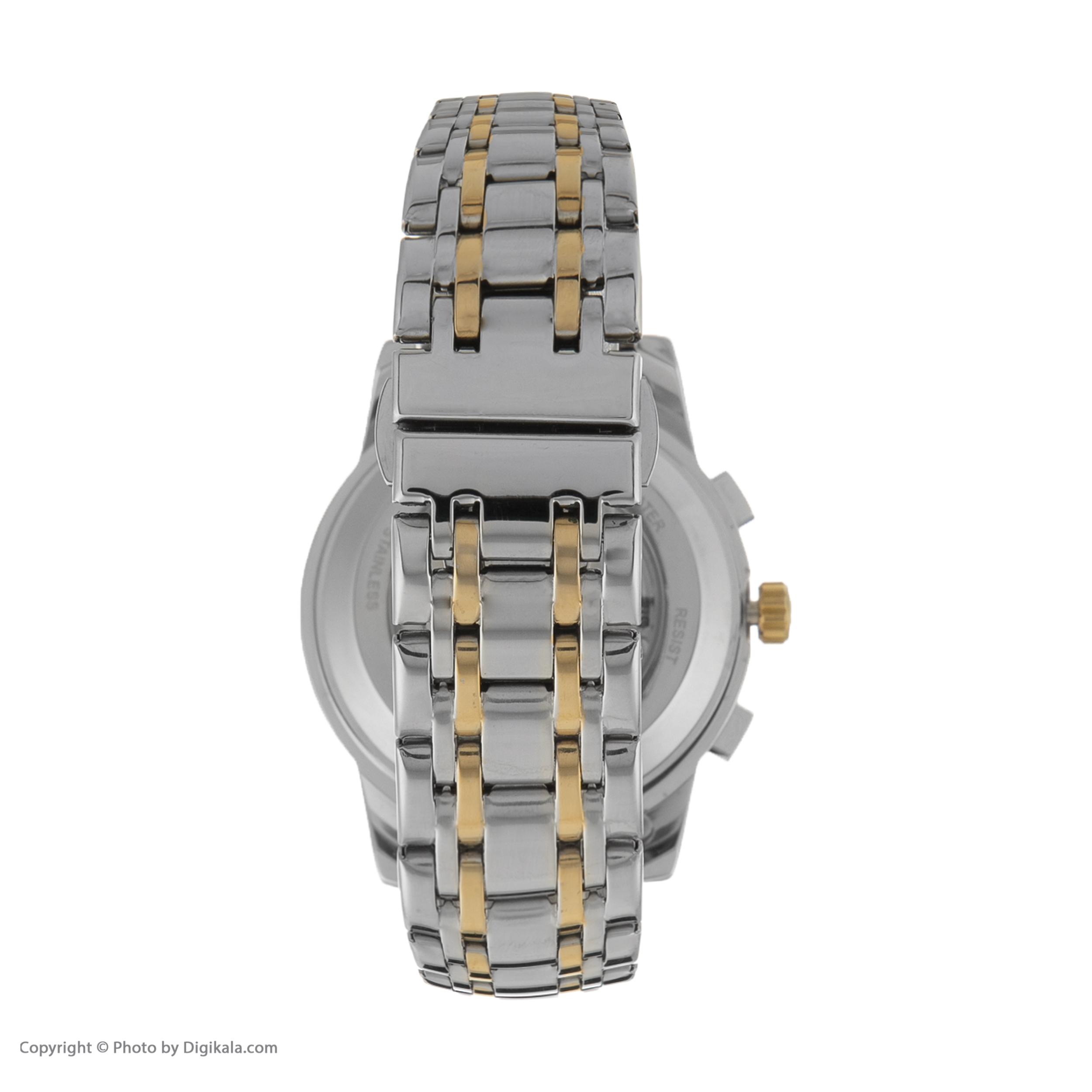 کد تخفیف                                      ساعت مچی عقربه ای مردانه تویس مدل T900 کد 1