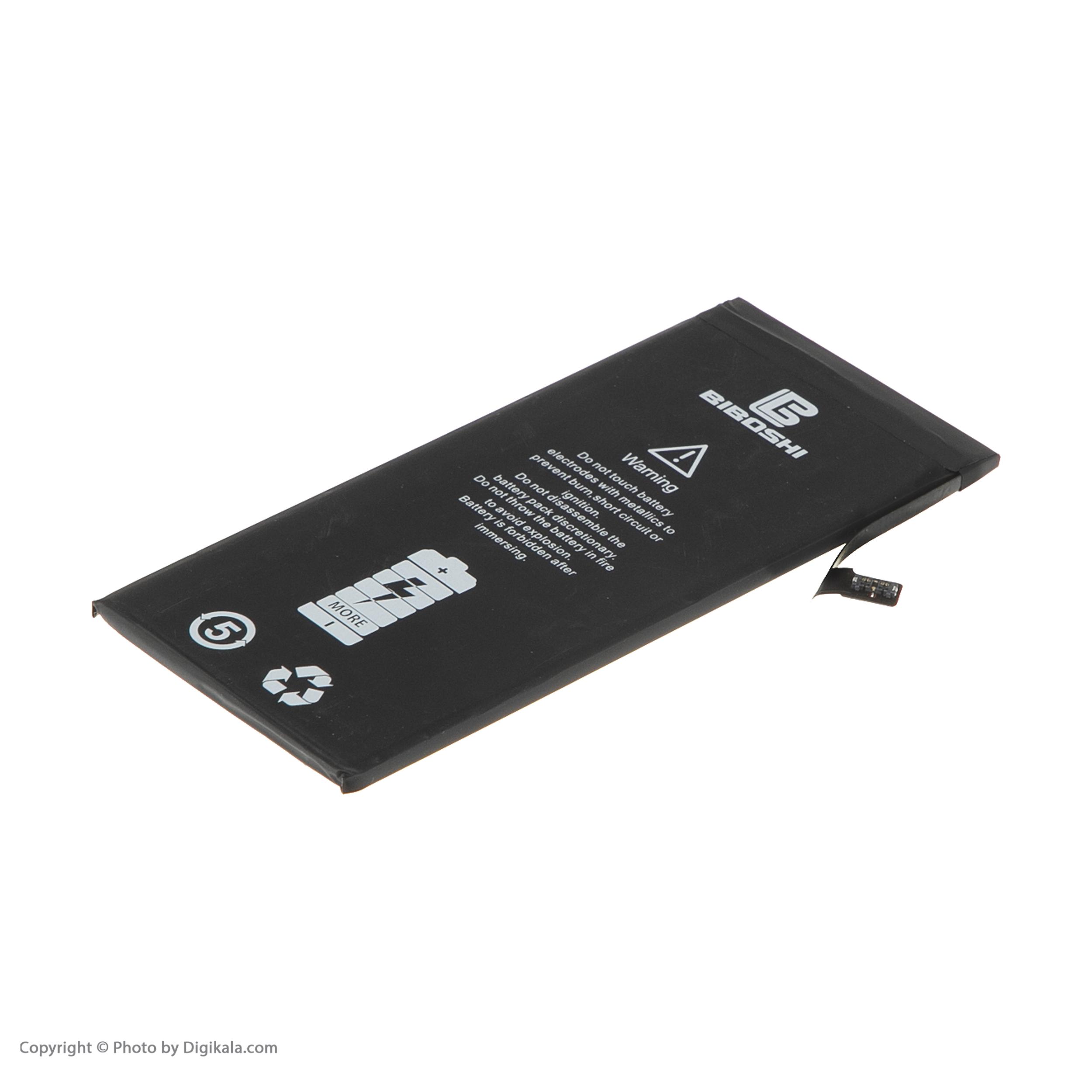 باتری موبایل بیبوشی مدل IP7P ظرفیت 2900 میلی آمپر ساعت مناسب برای گوشی موبایل اپل IPhone 7 Plus main 1 2