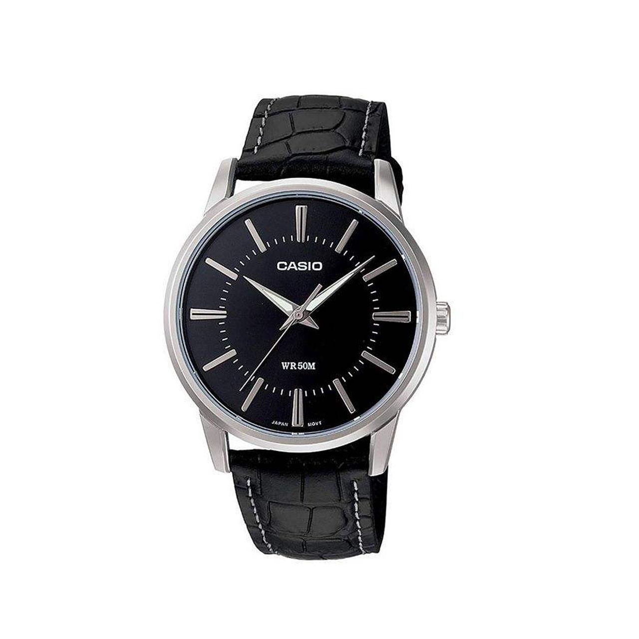 ساعت مچی عقربه ای مردانه کاسیو مدل MTP-1303L-1AVDF DI              خرید (⭐️⭐️⭐️)
