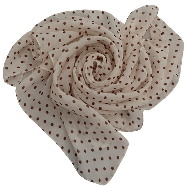 روسری دخترانه مدل تتیس کد S10