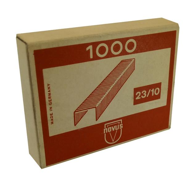 سوزن منگنه نووس کد 151 سایز 23/10 بسته 1000 عددی