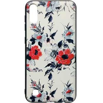 کاور طرح Flower کد 1919 مناسب برای گوشی موبایل سامسونگ Galaxy M10 / A10
