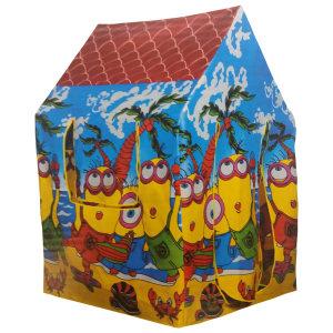 چادر بازی کودک طرح مینیون کد ۰۰۱