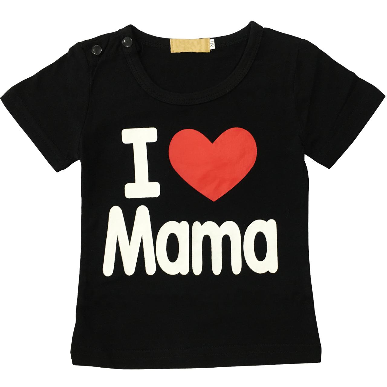 تی شرت بچگانه طرح ماما