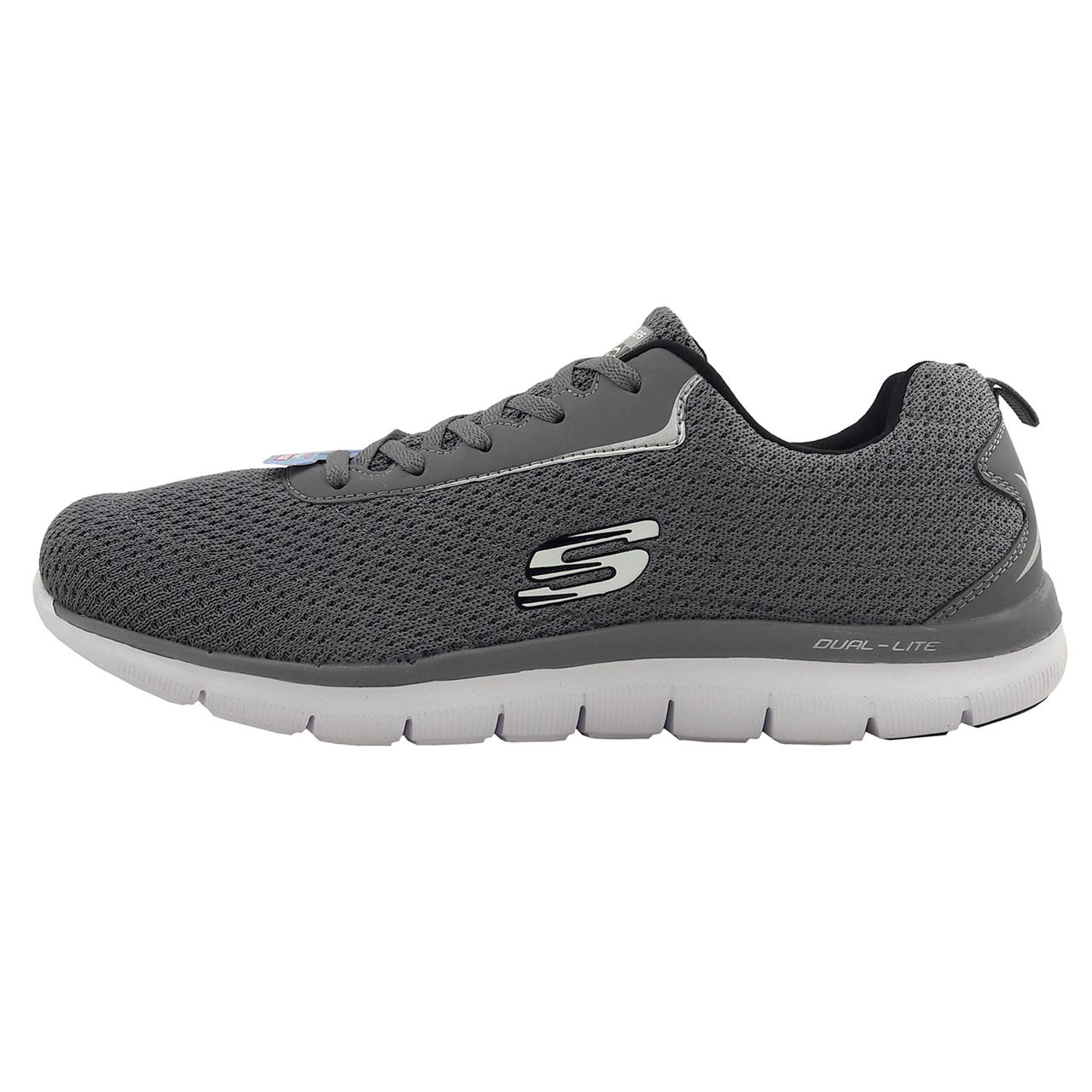 خرید                      کفش مخصوص پیاده روی مردانه اسکچرز مدل Go walk              👟