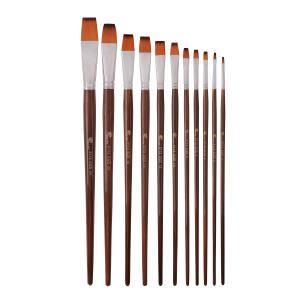 قلم مو تخت پارس آرت کد 2113 مجموعه 11 عددی