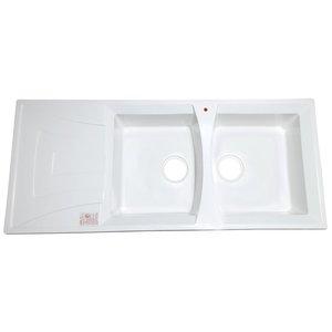 سینک ظرفشویی کد 209 توکار