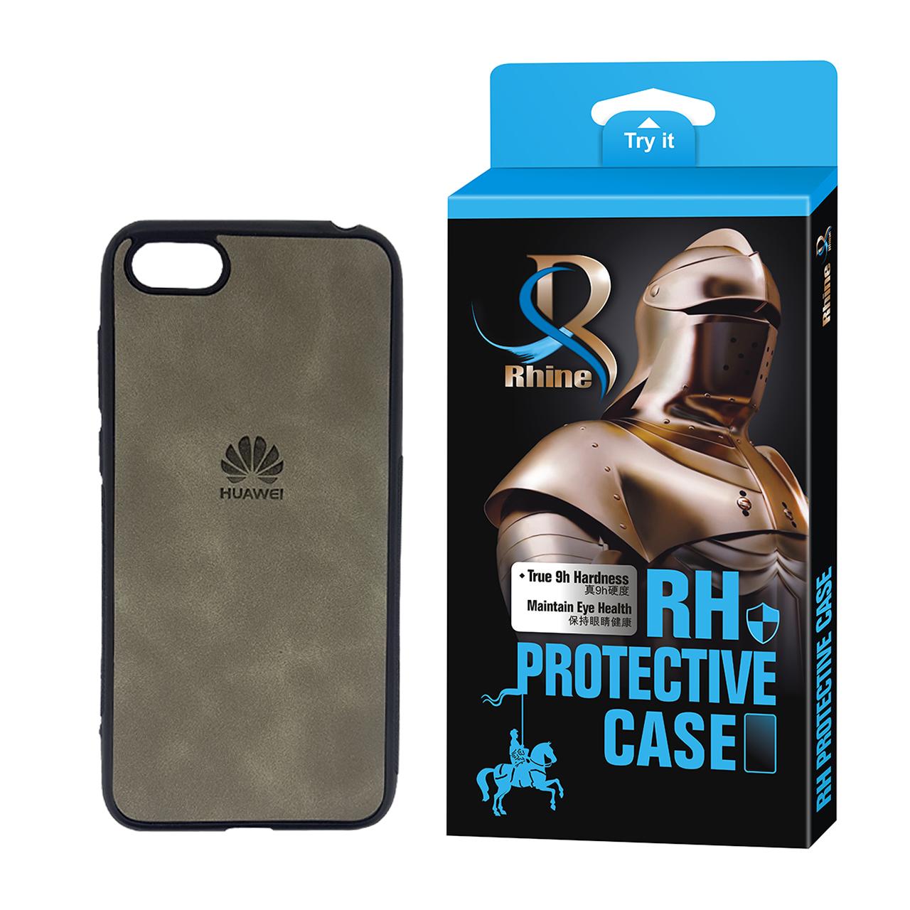 کاور راین مدل R_Logo مناسب برای گوشی موبایل هوآوی  Y5 2018