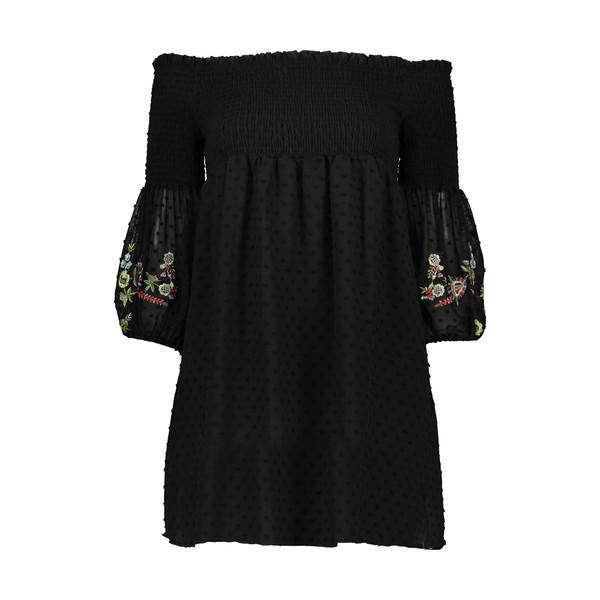 پیراهن زنانه مدل دلسا کد 110 - aaakk