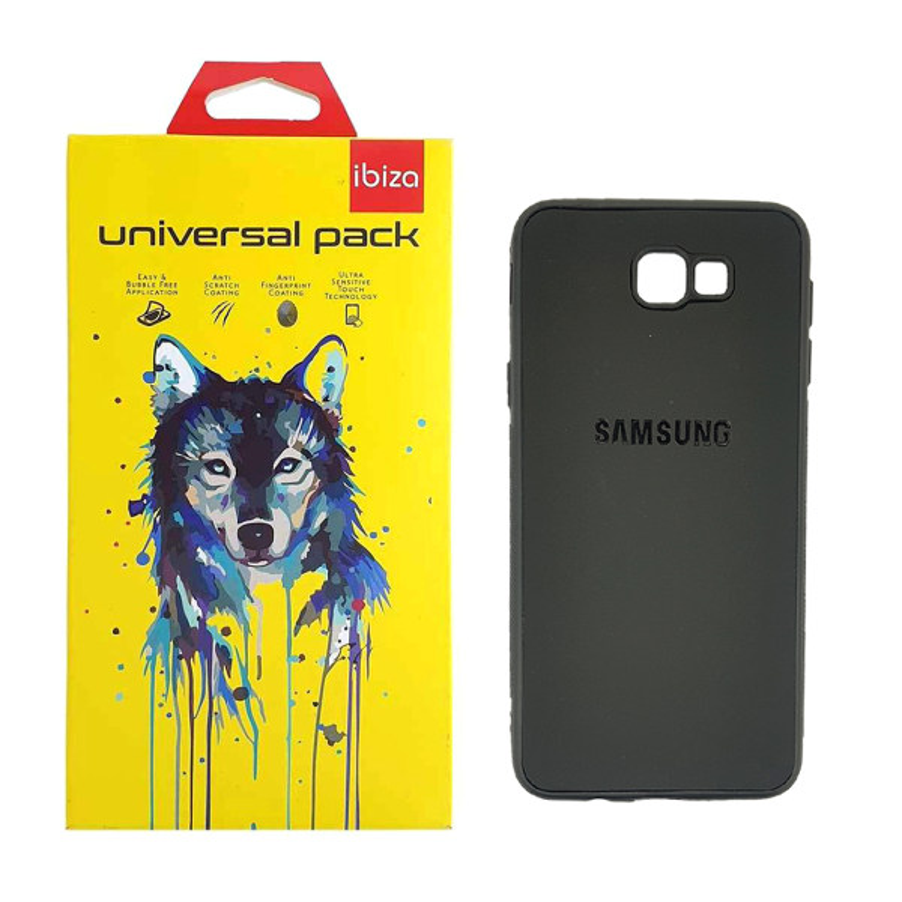 کاور ایبیزا مدل IBI_Lg مناسب برای گوشی موبایل سامسونگ Galaxy J5 Prime
