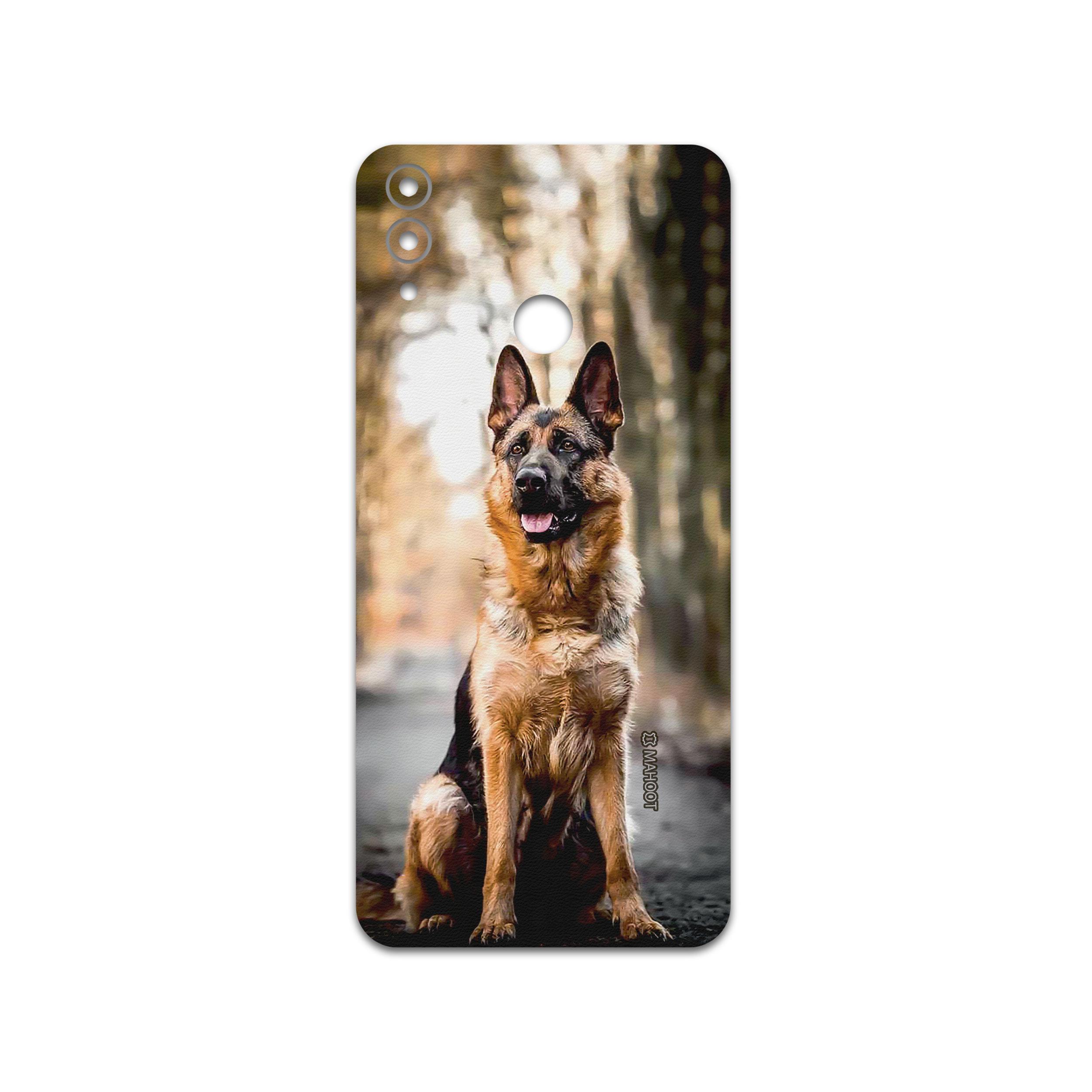 برچسب پوششی ماهوت مدل Dog-1 مناسب برای گوشی موبایل آنر 8c