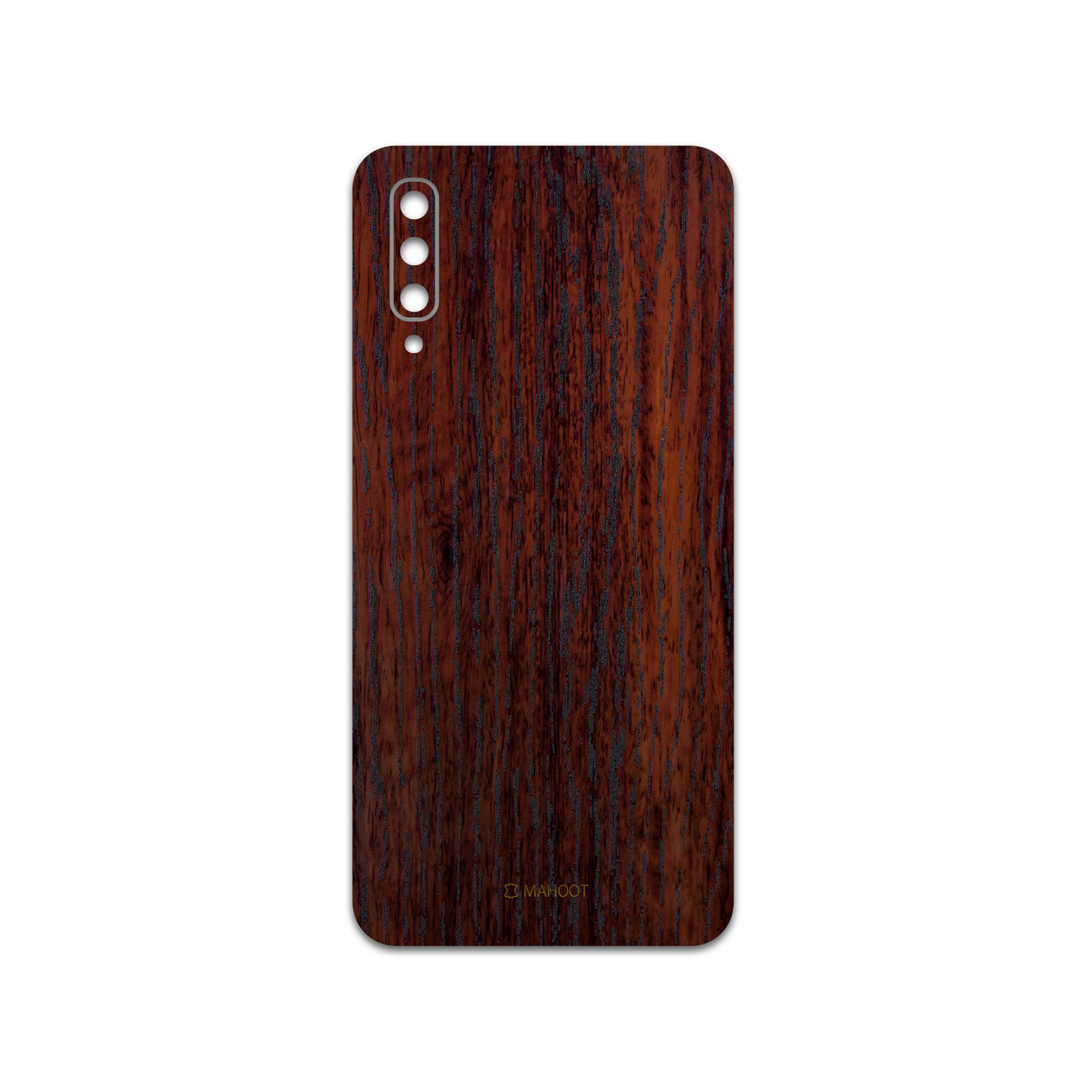 برچسب پوششی ماهوت مدل Red-Wood مناسب برای گوشی موبایل سامسونگ Galaxy A50