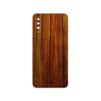 برچسب پوششی ماهوت مدل Orange-Wood مناسب برای گوشی موبایل سامسونگ Galaxy A50