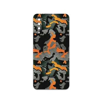 برچسب پوششی ماهوت مدل Autumn-Army مناسب برای گوشی موبایل سامسونگ Galaxy A50
