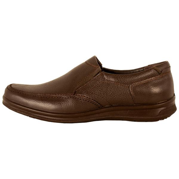 کفش روزمره مردانه پارینه چرم مدل SHO200-7