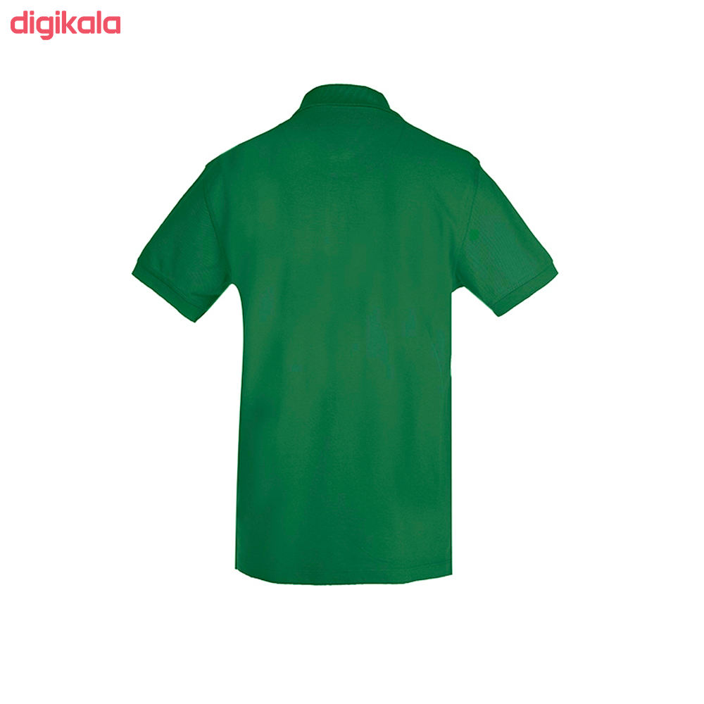 پولوشرت مردانه سیاوود کد 7120415 رنگ سبز روشن