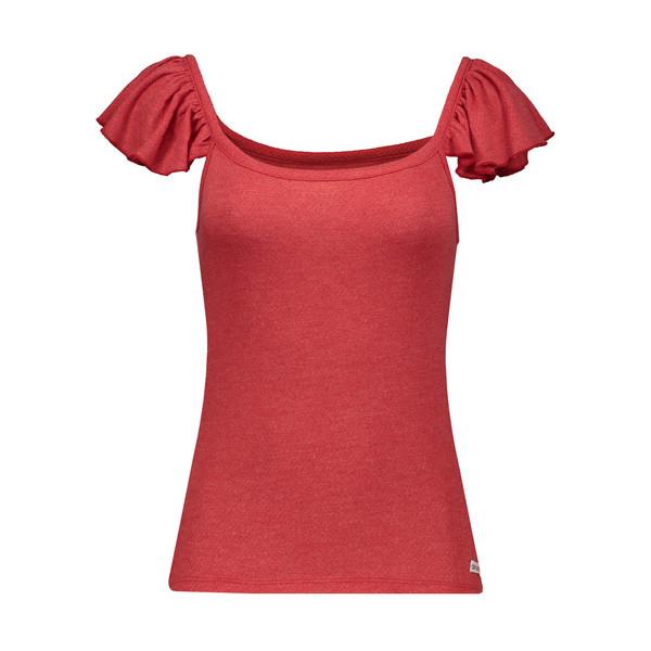 بلوز زنانه افراتین کد 1527 رنگ قرمز