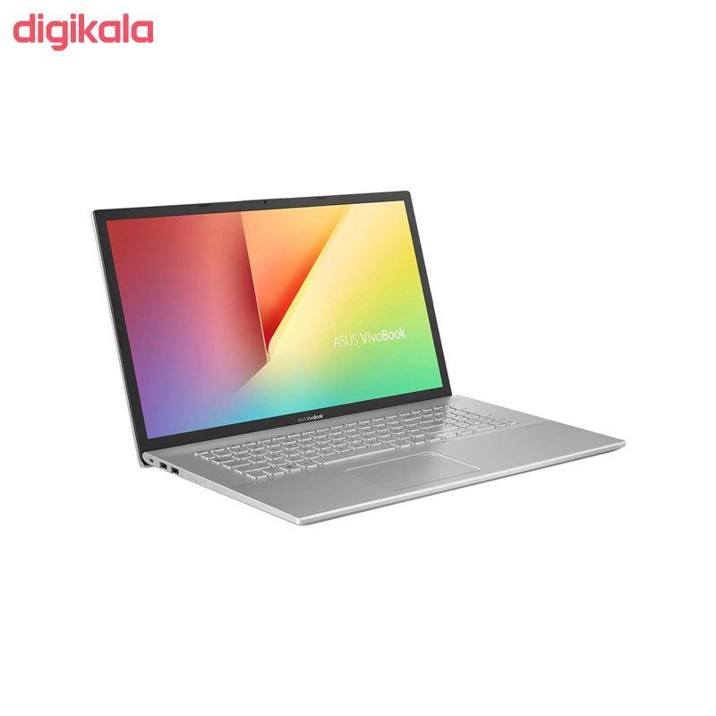 لپ تاپ 17 اینچی ایسوس مدل VivoBook A712FB-P main 1 2