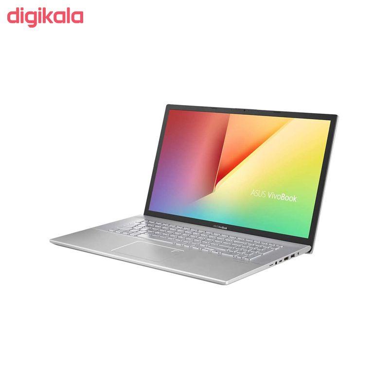 لپ تاپ 17 اینچی ایسوس مدل VivoBook A712FB-P main 1 3