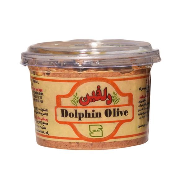 زیتون پرورده ویژه دلفین - 250 گرم