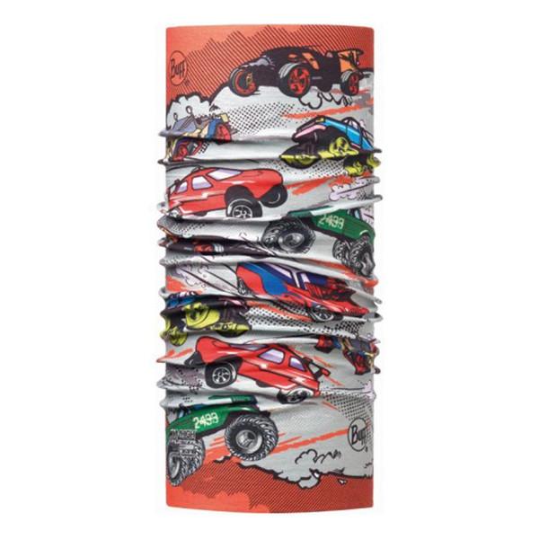 دستمال سر و گردن باف مدل  TRASH CARS MULTI 115083.555.10