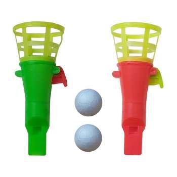 بازی آموزشی طرح توپ و سبد کد 01 بسته 2 عددی