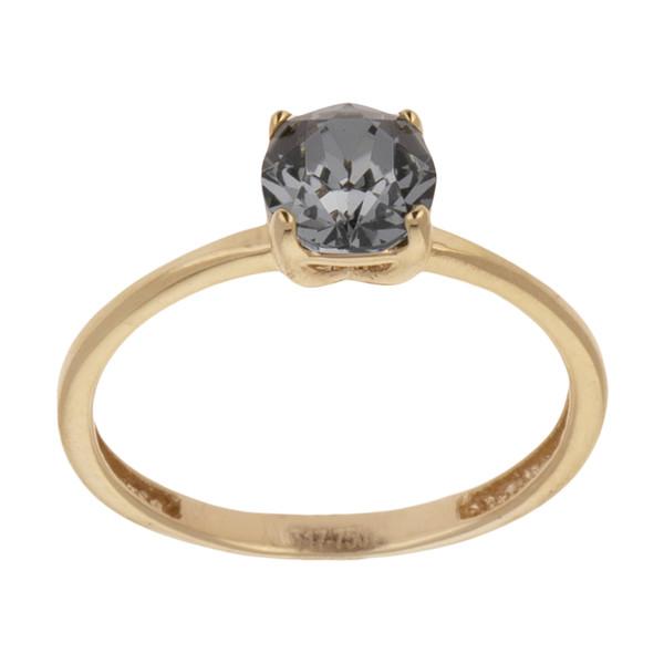 انگشتر طلا 18 عیار زنانه درسا مدل 2332-1