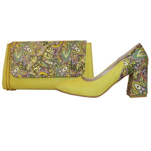 ست کیف و کفش زنانه کد 209