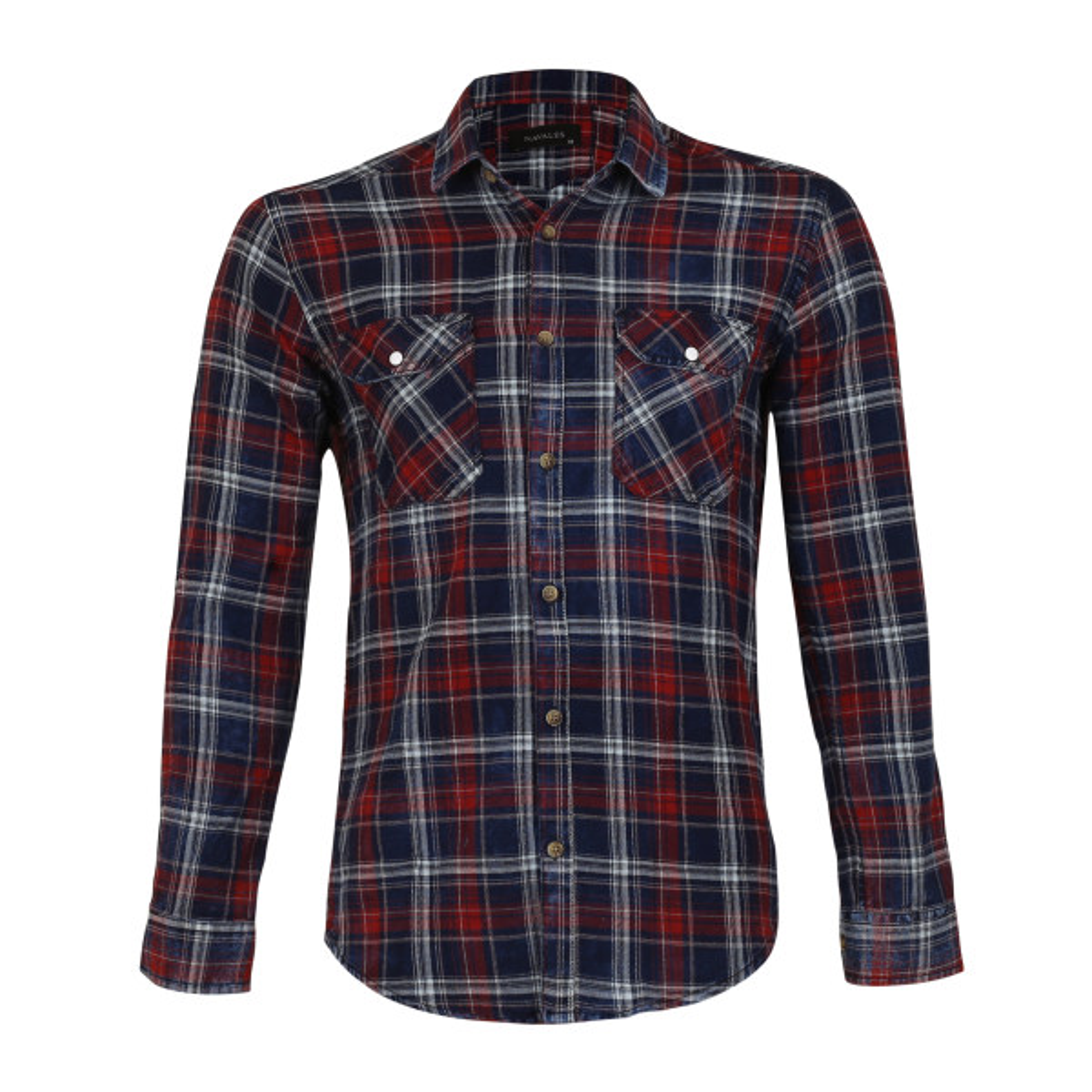 پیراهن مردانه ناوالس کد SlmFit-2099-rd