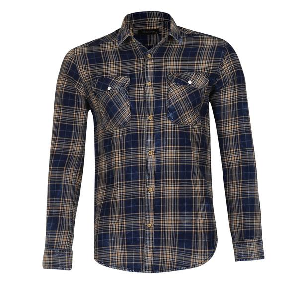پیراهن مردانه ناوالس کد SlmFit-2099-yl