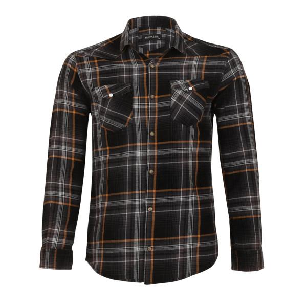 پیراهن مردانه ناوالس کد SlmF-2098-bk